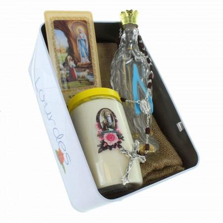 Edizione speciale cofanetto Lourdes