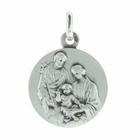 Médaille de la Sainte Famille en Argent