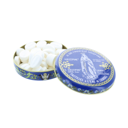 Mints made with Lourdes water