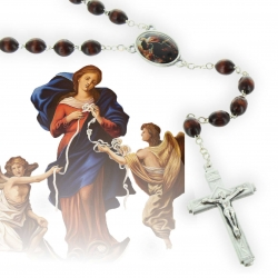 Our Lady undoer of knots Rosary